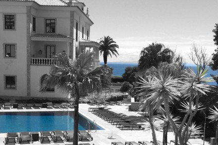 Hotel Villa Italia in Cascais Hoteis Real