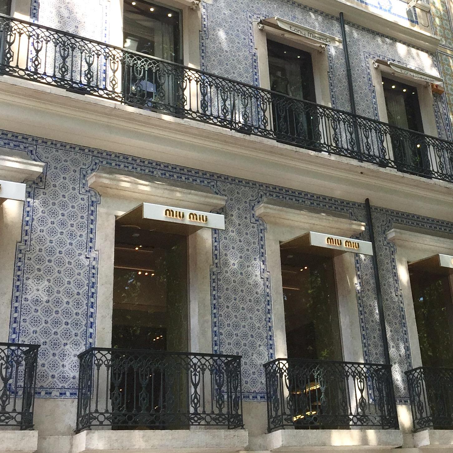 Chapter Fifty Travel Lisbon Lissabon Tile Museum 12 ...