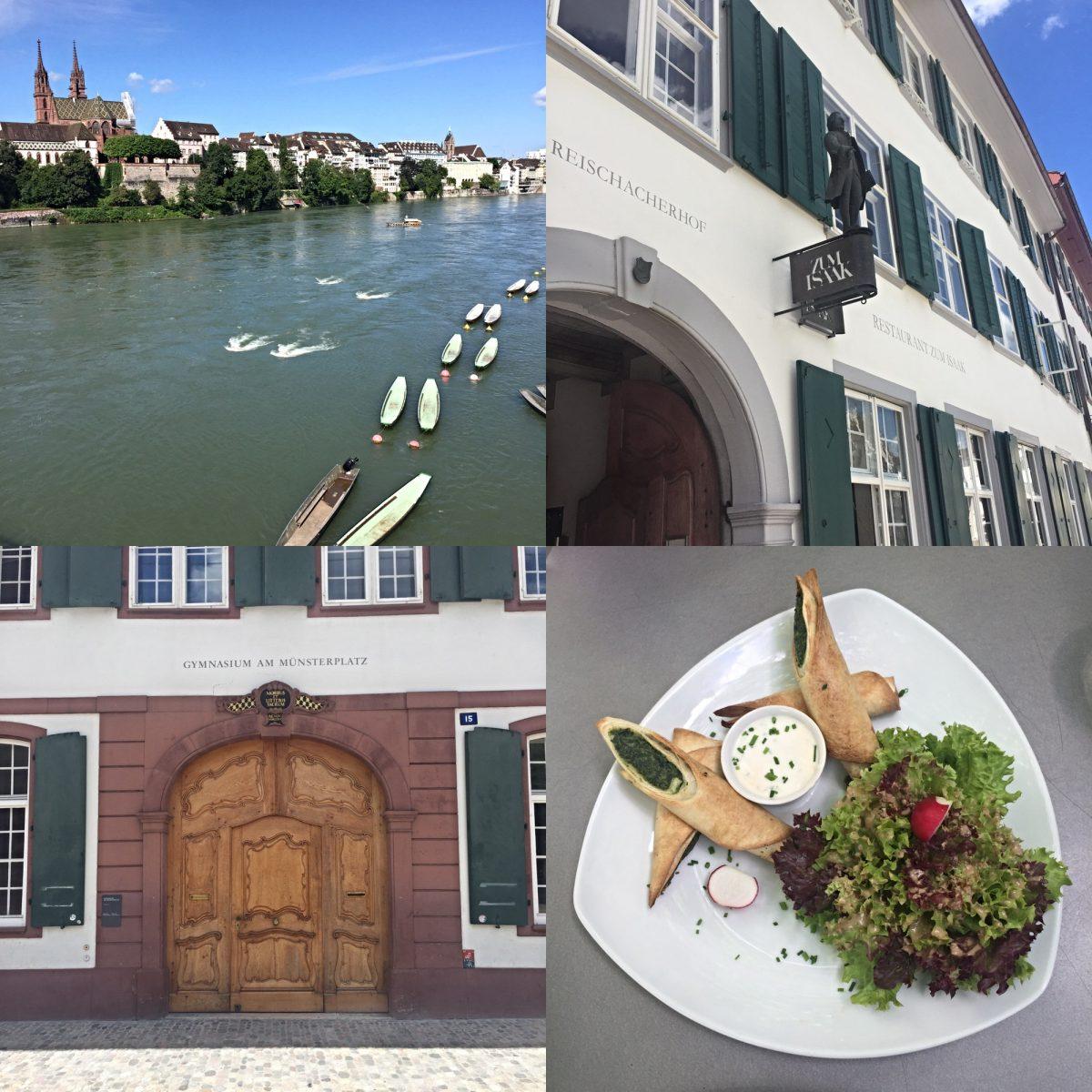 Basel St-Ursanne Zum Isaak