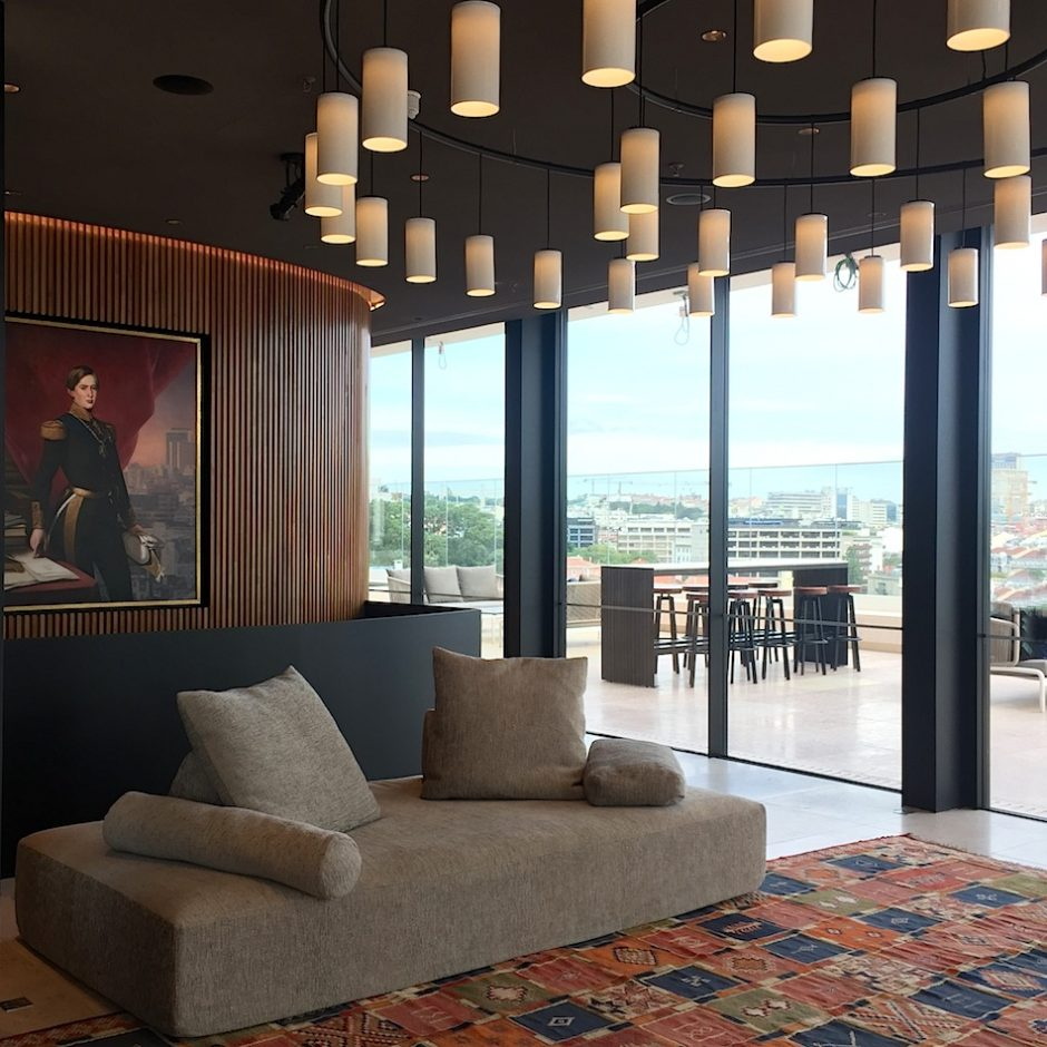Check out lisbon 39 s latest memmo hotel maat museum for Hotel design lisbona