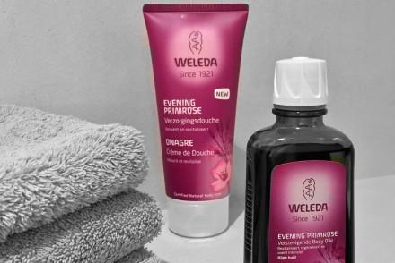 Weleda Primrose firming body oil
