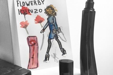 chapter fifty style beauty flower by kenzo l elixir