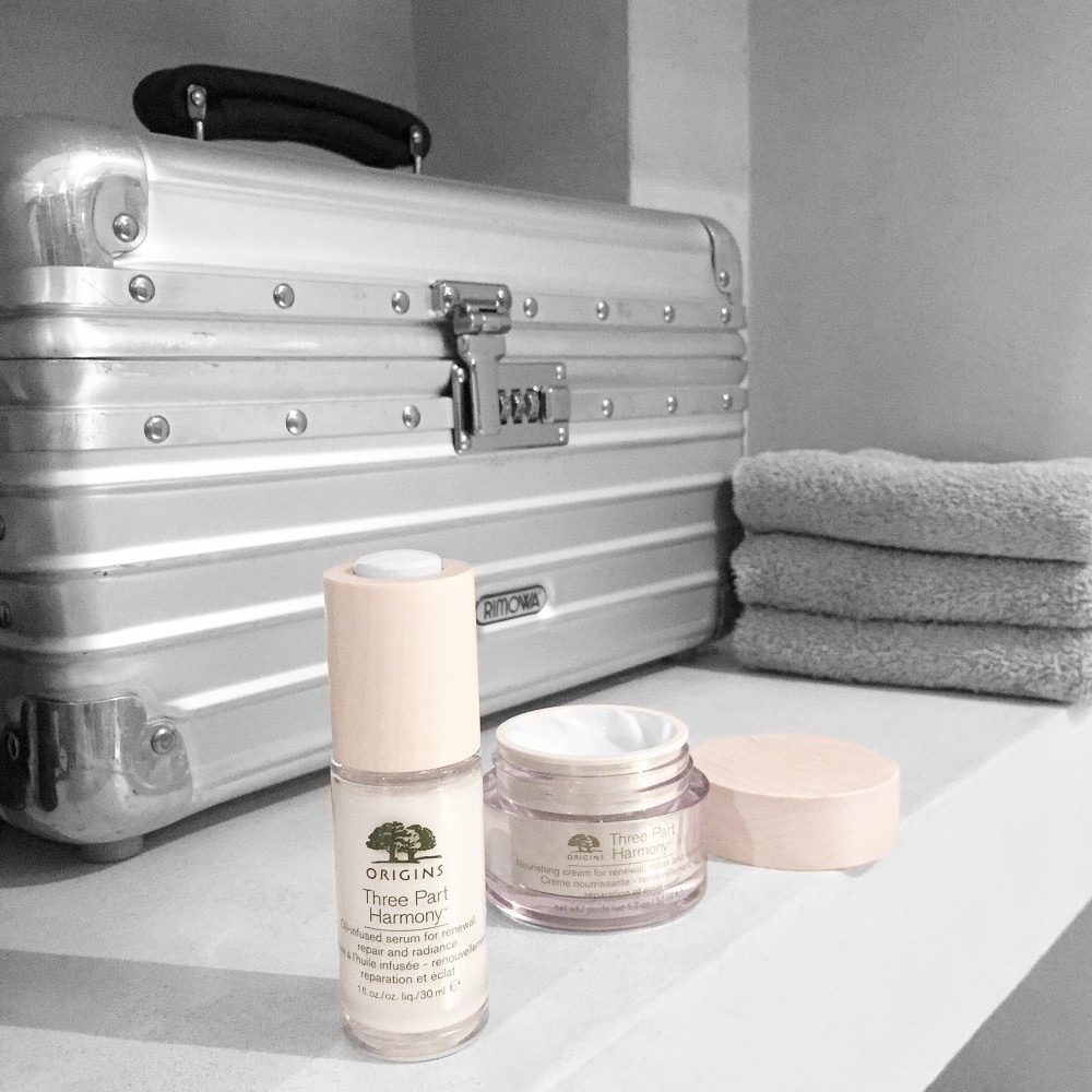 Origins Three Part Harmony skin care - Chapter Fifty