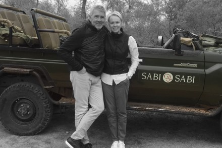 Hans Karin Barnhoorn Safari Sabi Sabi South Africa