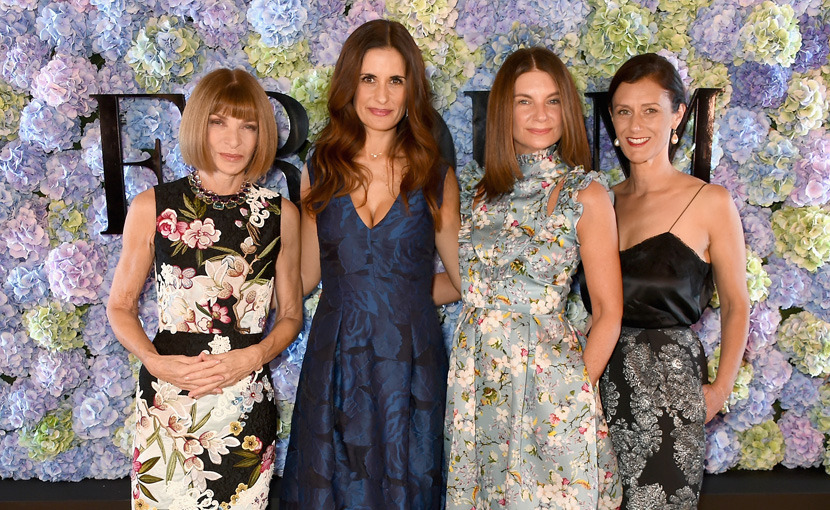 Green carpet challenge livia firth anna wintour