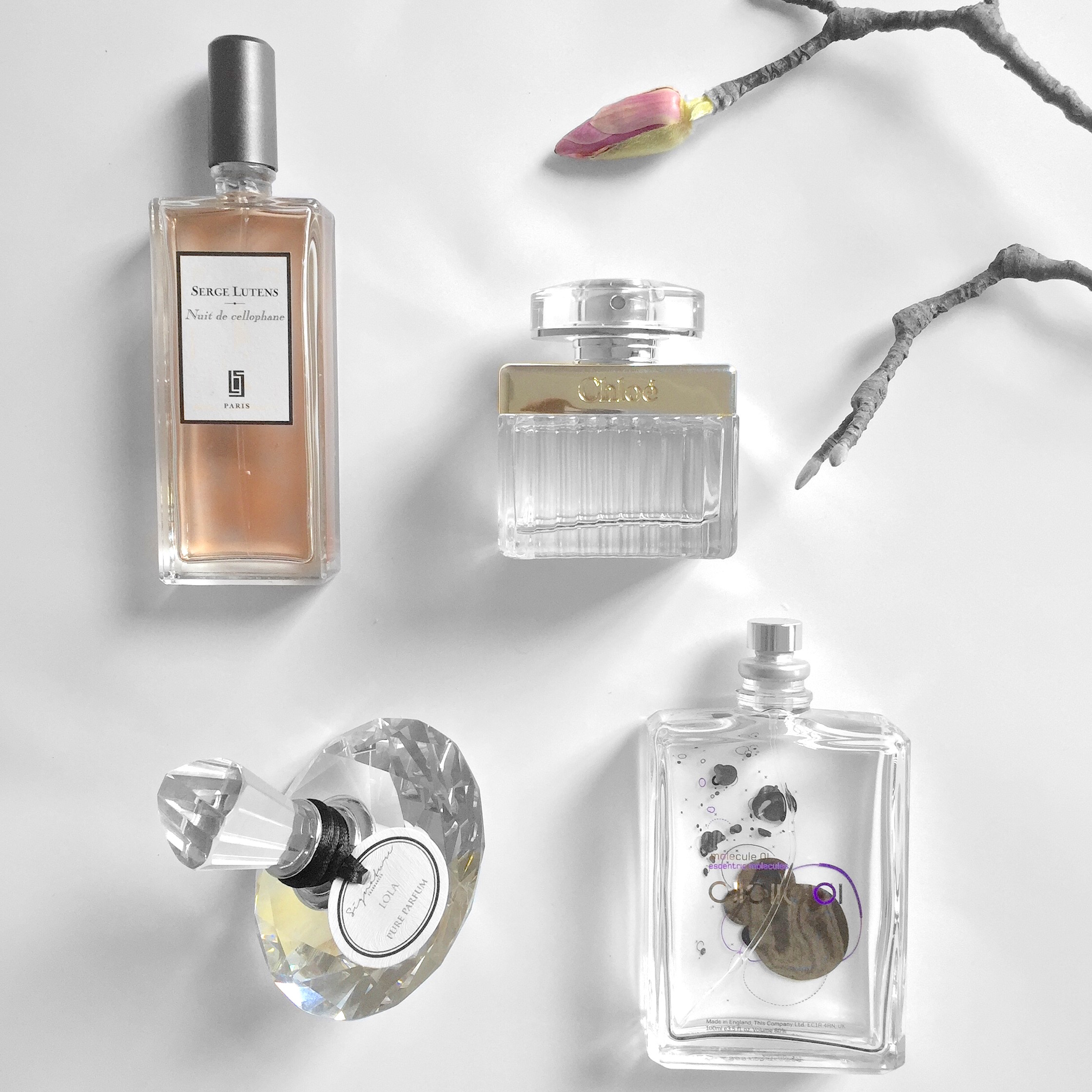 From no. 5 to 4, my new fragrances du moment. - Chapter ...