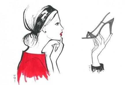 Chapter Fifty illustration Tanja Minnee