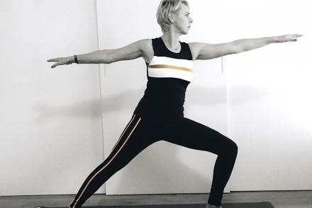Chapter Fifty Style Yoga Deblon Sports Karin Barnhoorn