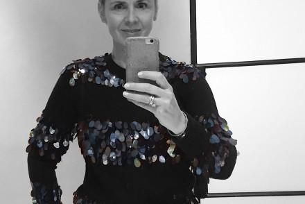 #onepieceamonth challenge dries van noten Tichel sweater