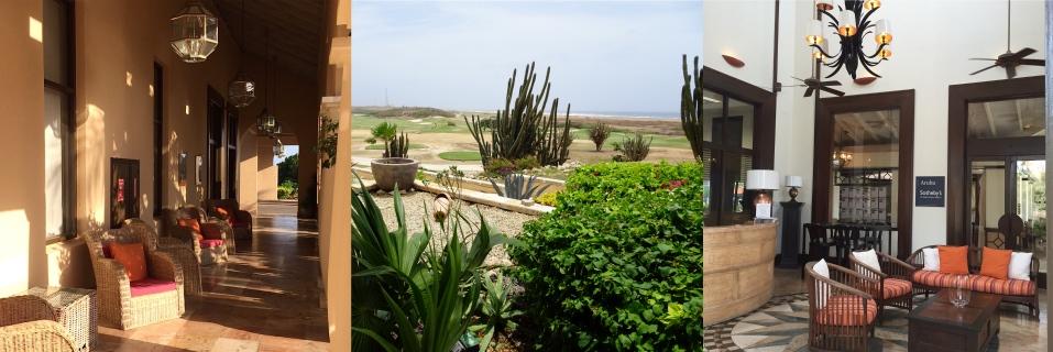 Tierra del Sol golf resort Aruba
