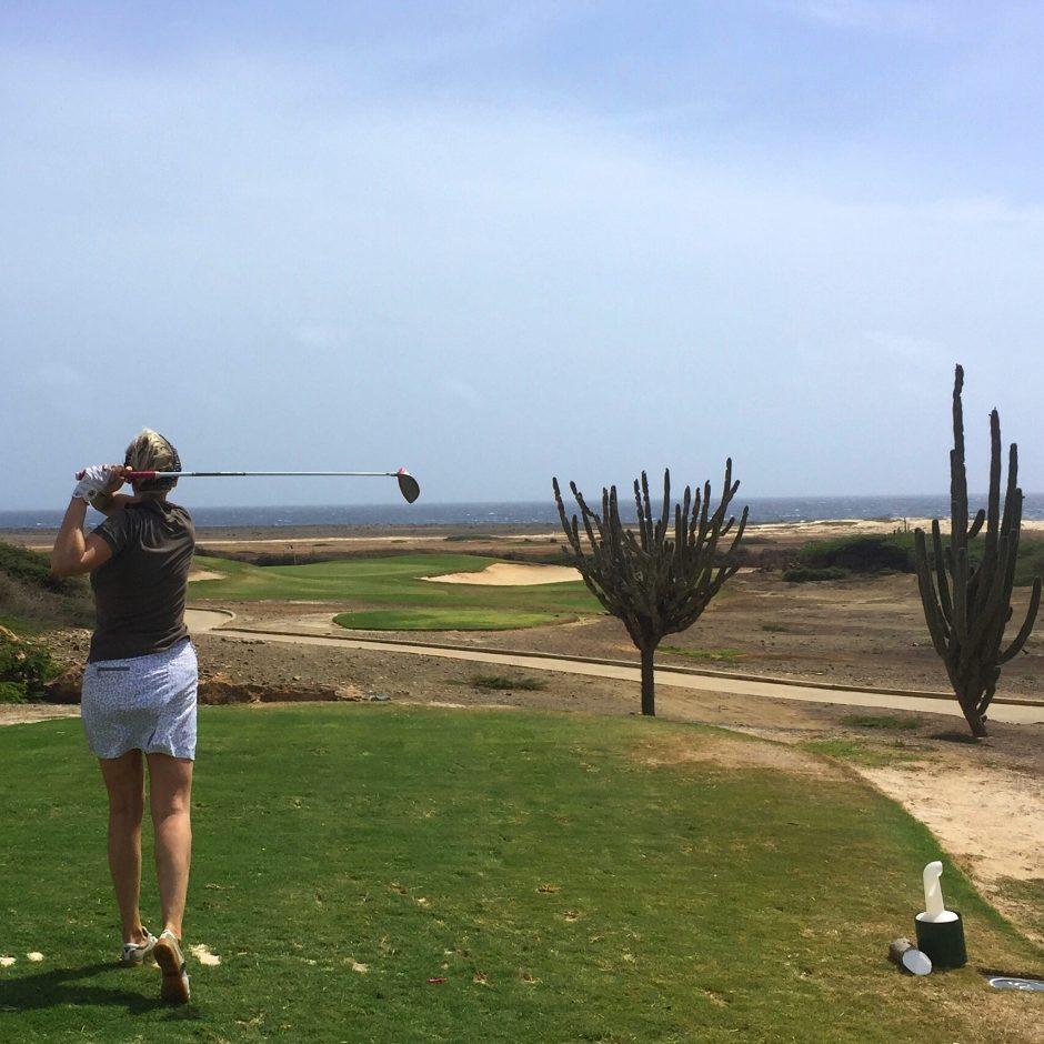 Tierra del sol golf course links aruba