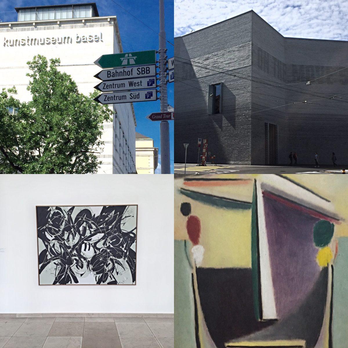 Basel Kunst Museum St-Ursanne