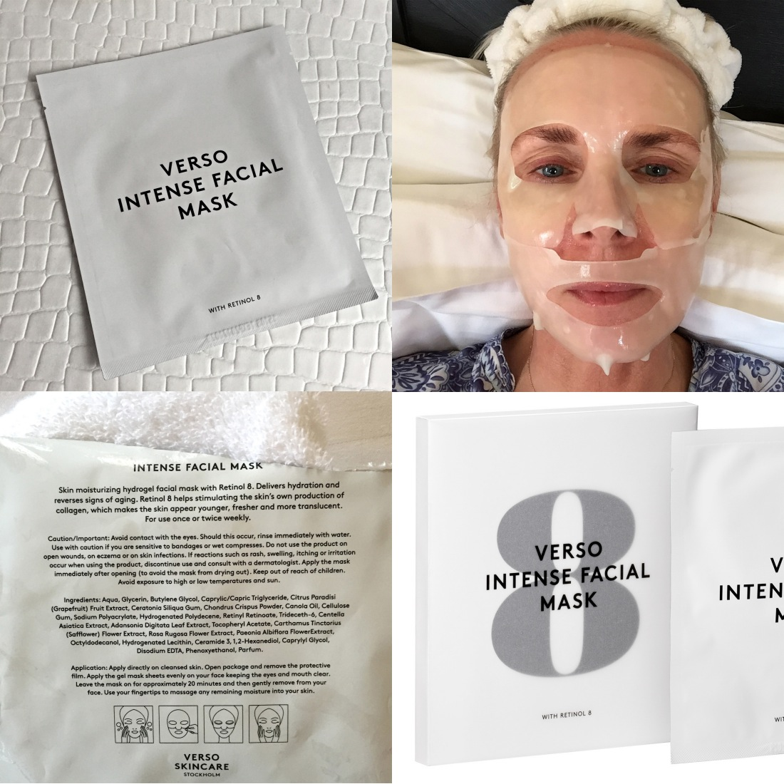 verso intense facial mask的圖片搜尋結果