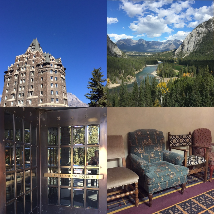 Banff Springs Hotel History Tour