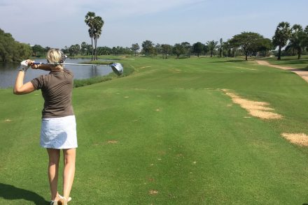 Angkor Golf Karin Barnhoorn