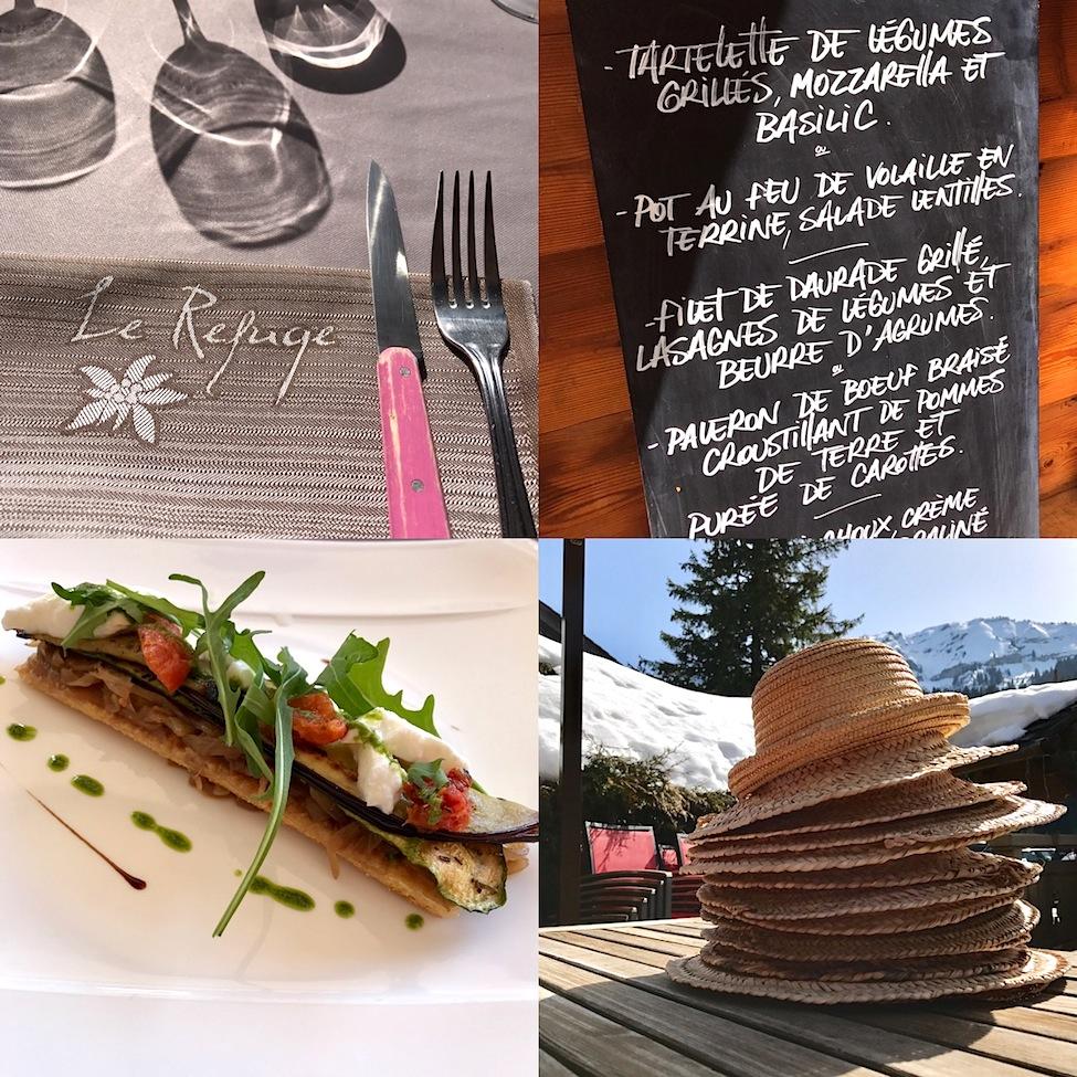 Savoie Mont Blanc Le Refuge