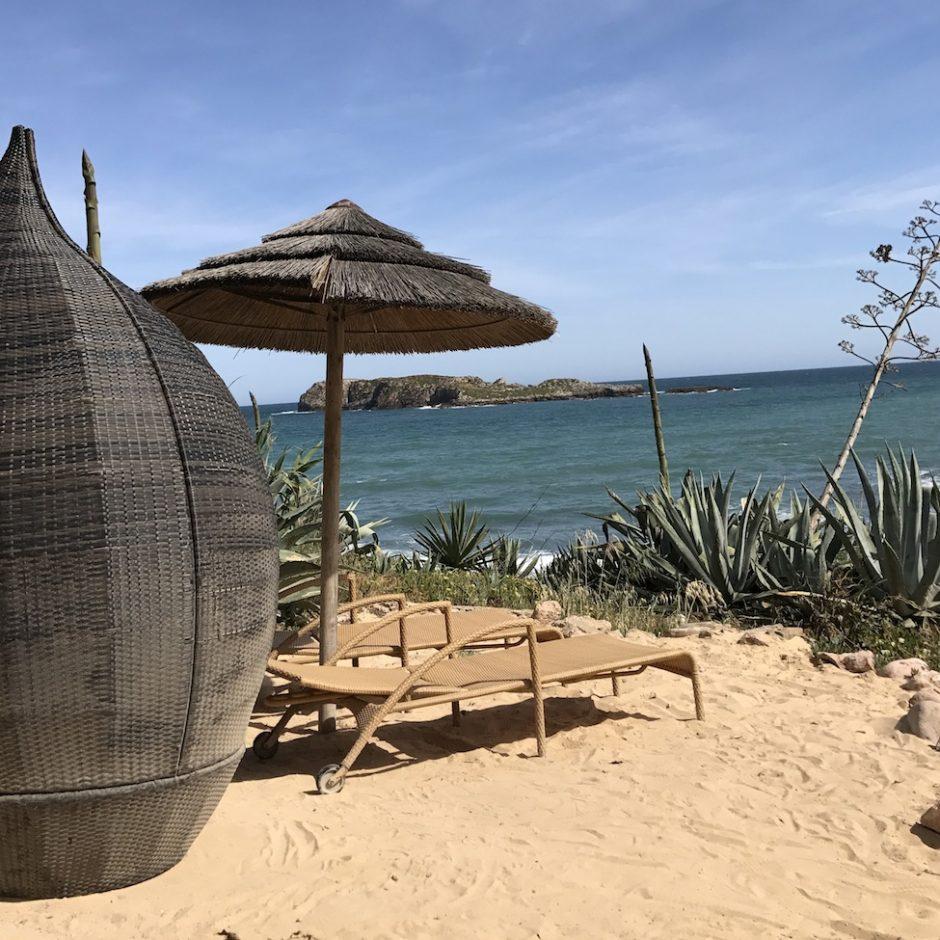 Martinhal Sagres private Beach