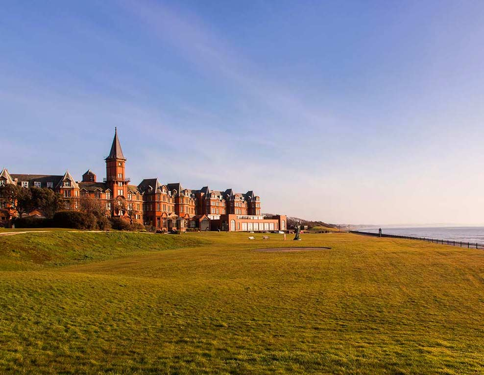 Slieve Donard Hotel Amp Spa Along The Irish Sea Chapter