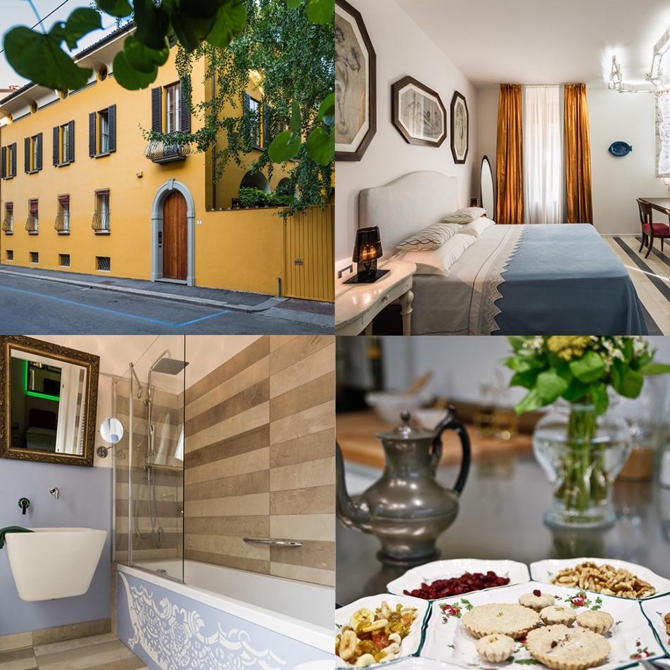 Bologna Casa Bertagni