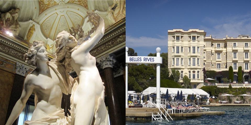 Marjolein van Rooij-Roeloffzen Villa Borghese