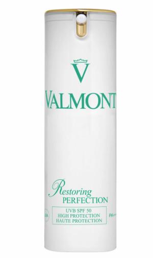 SPF new Valmont Restoring Perfection spf 50