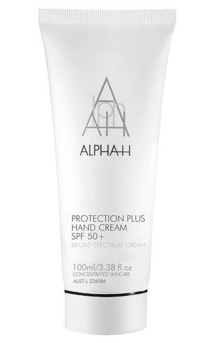 SPF new ALphaH spf 50 hand proctection