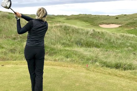 Royal Portrush links Dunluce course