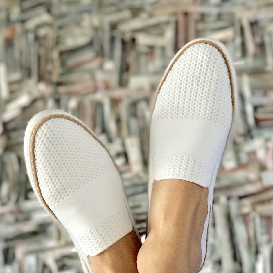 UGG sammy slip-on sneaker