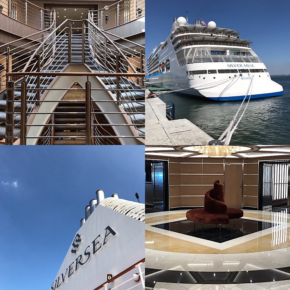 Silver Muse Silversea cruise