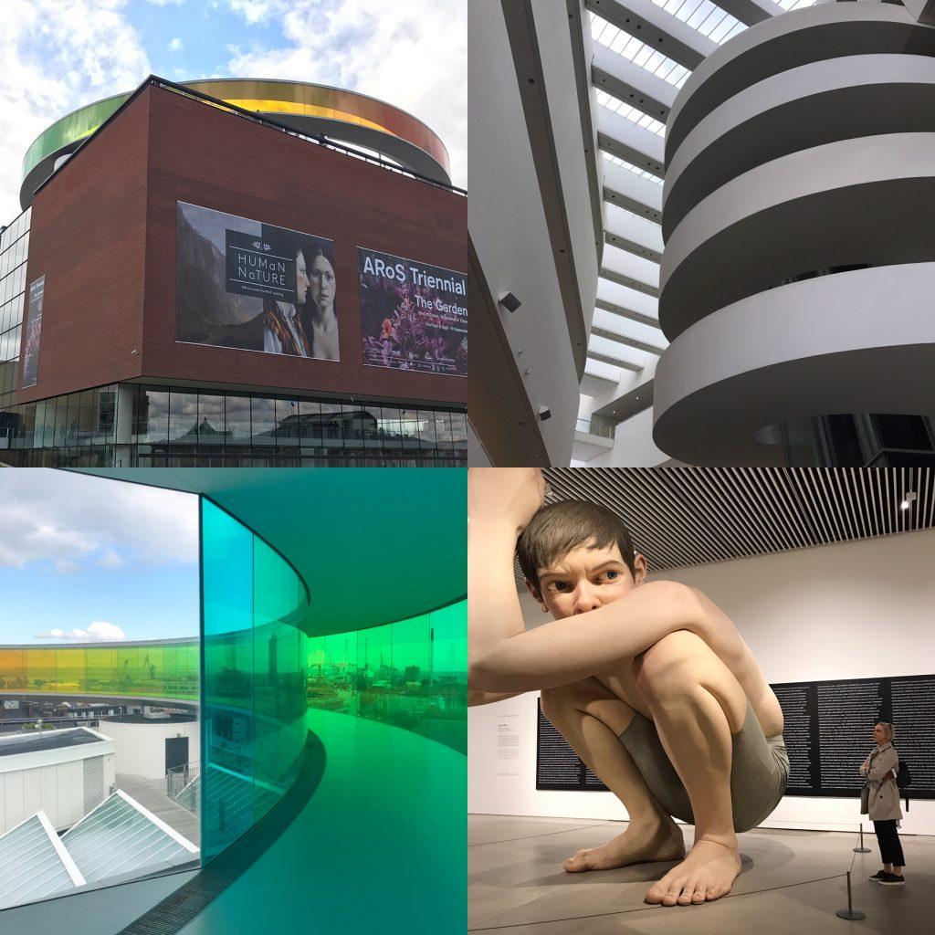 Aarhus ARos Museum