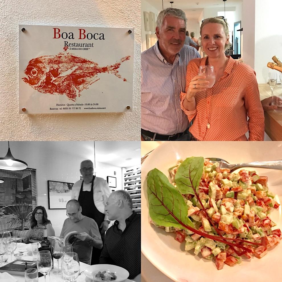 Boa Boca chef Freerk Mulder