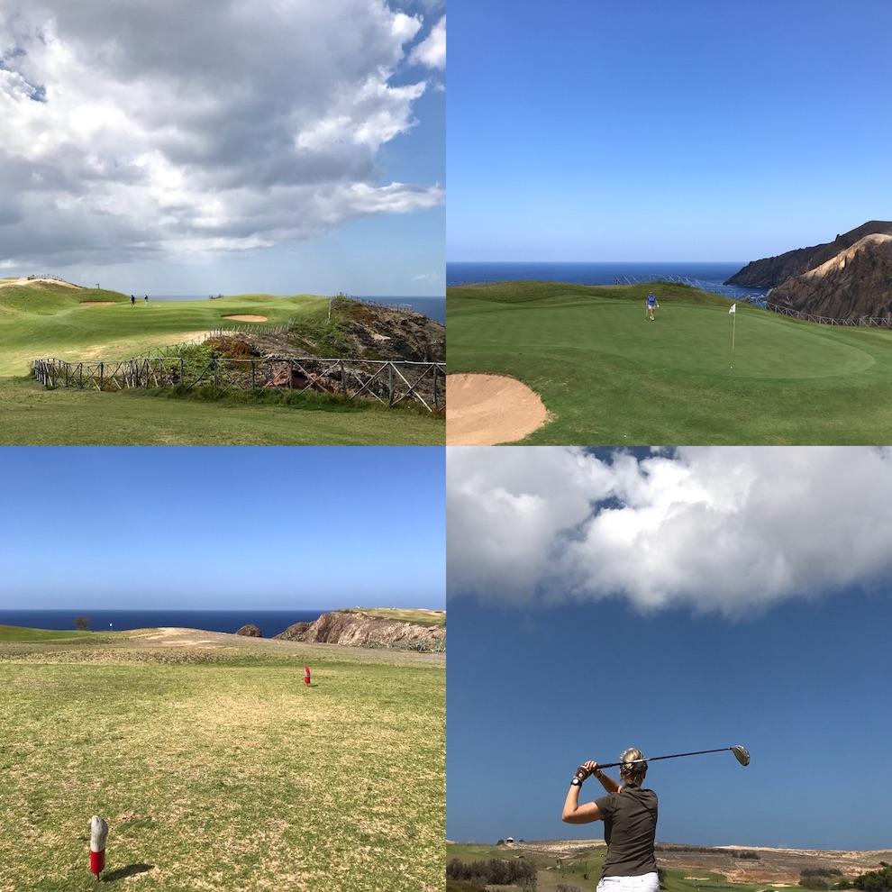 Porto Santo golf Madeira