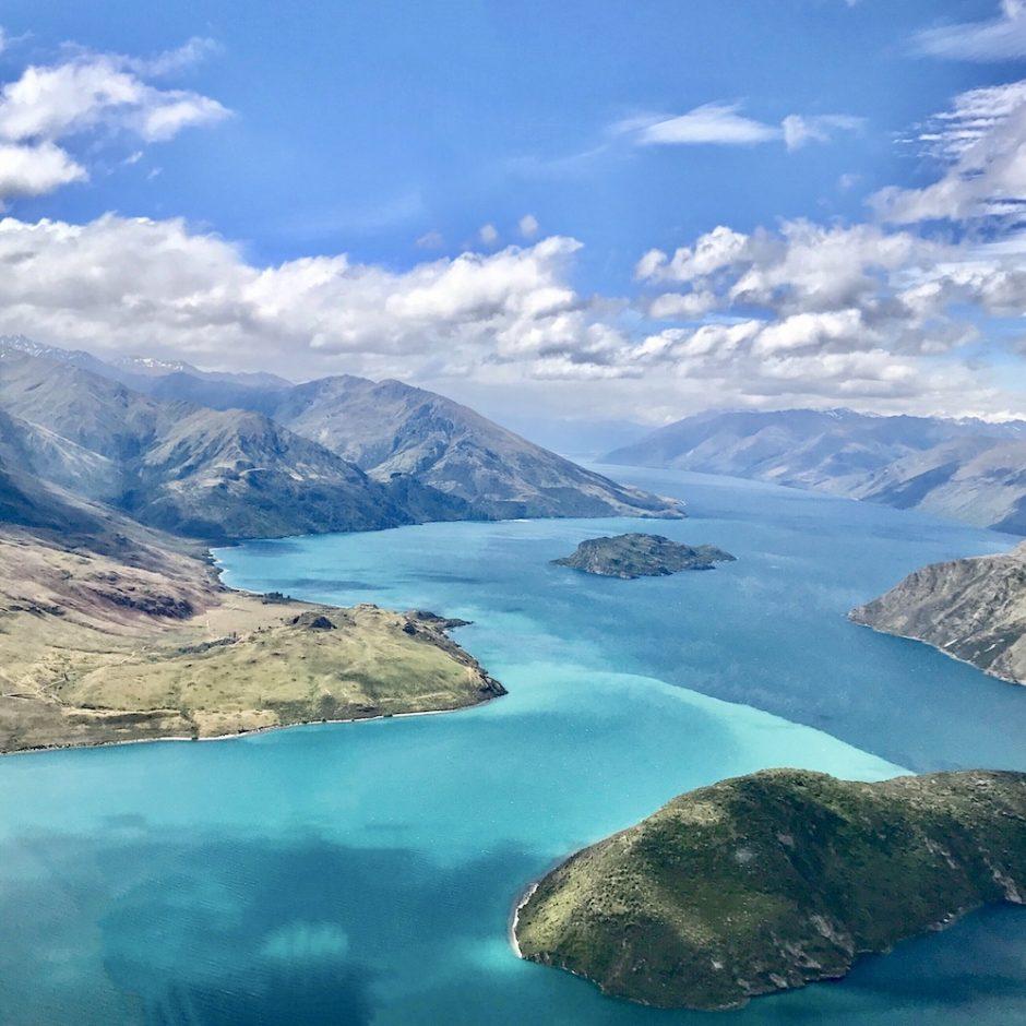 New Zealand Lake Wanaka