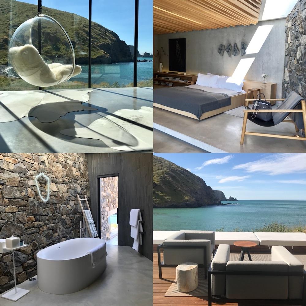 luxury lodges new zealand