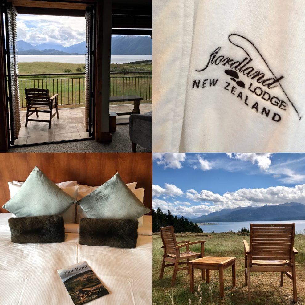 luxury lodges Fiordland lodge te anau lake