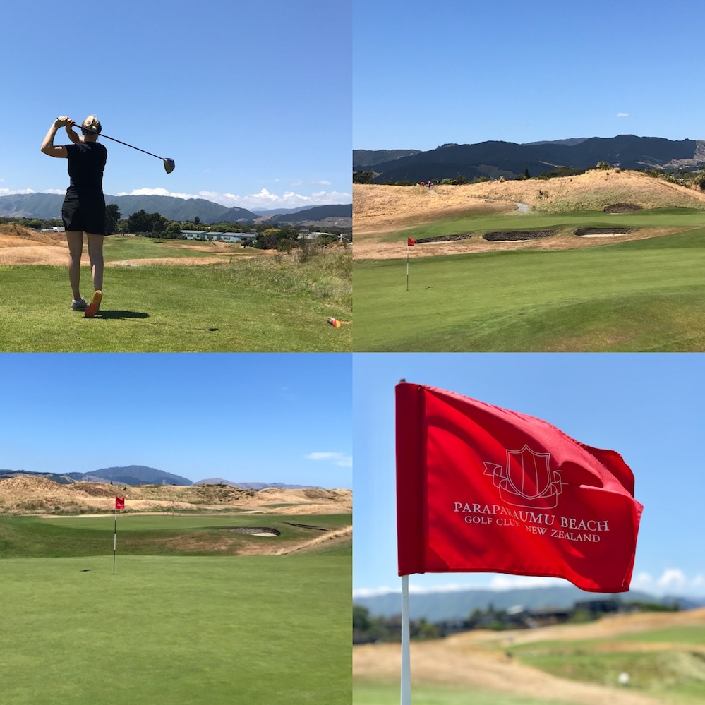 golf new zealand paraparaumu