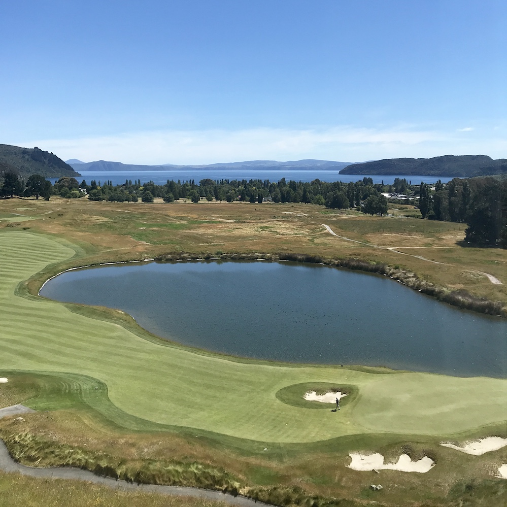 New Zealand golf Kinloch