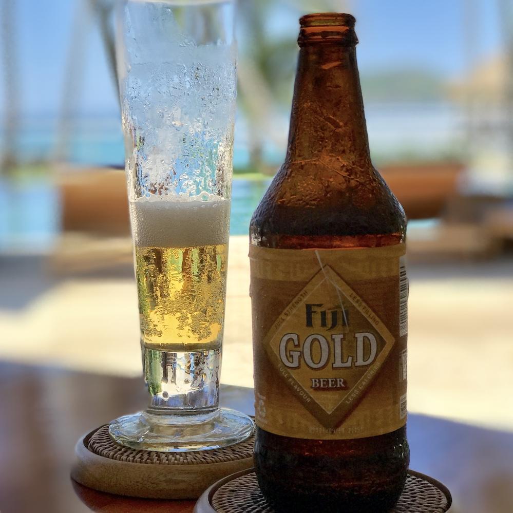 fiji beer gold
