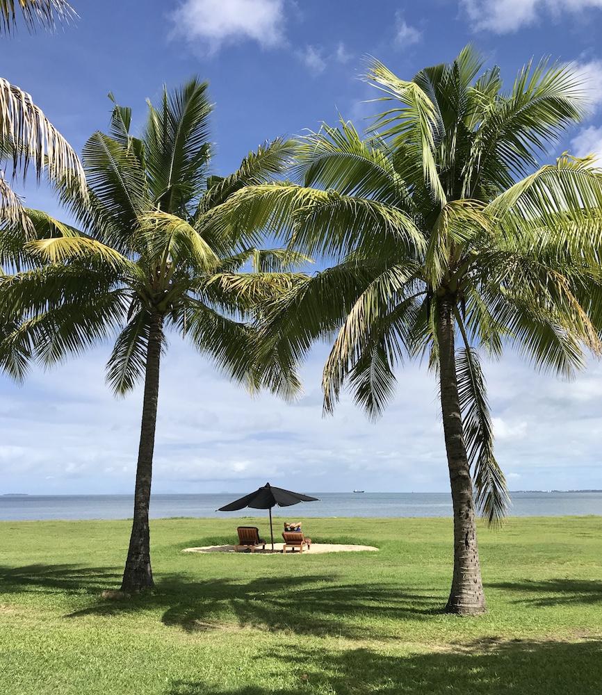 Fiji islands mr. B.