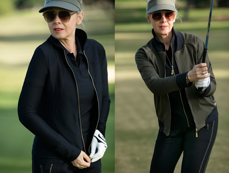 Deblon Sports x Karin Barnhoorn golf collection