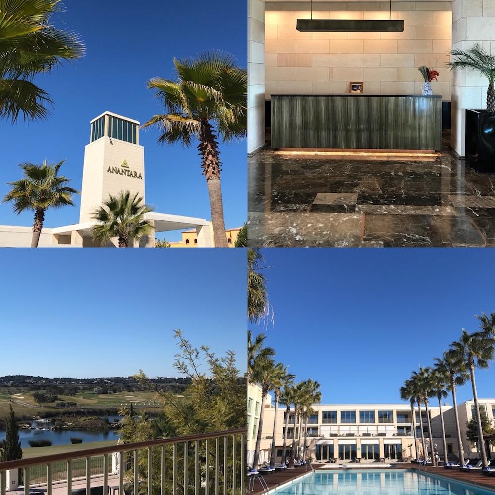 Anantara Villamoura resort Algarve