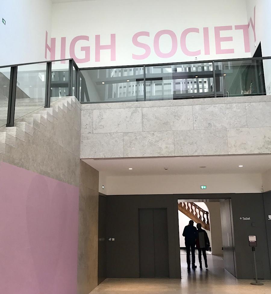 High Society Rijksmuseum Amsterdam