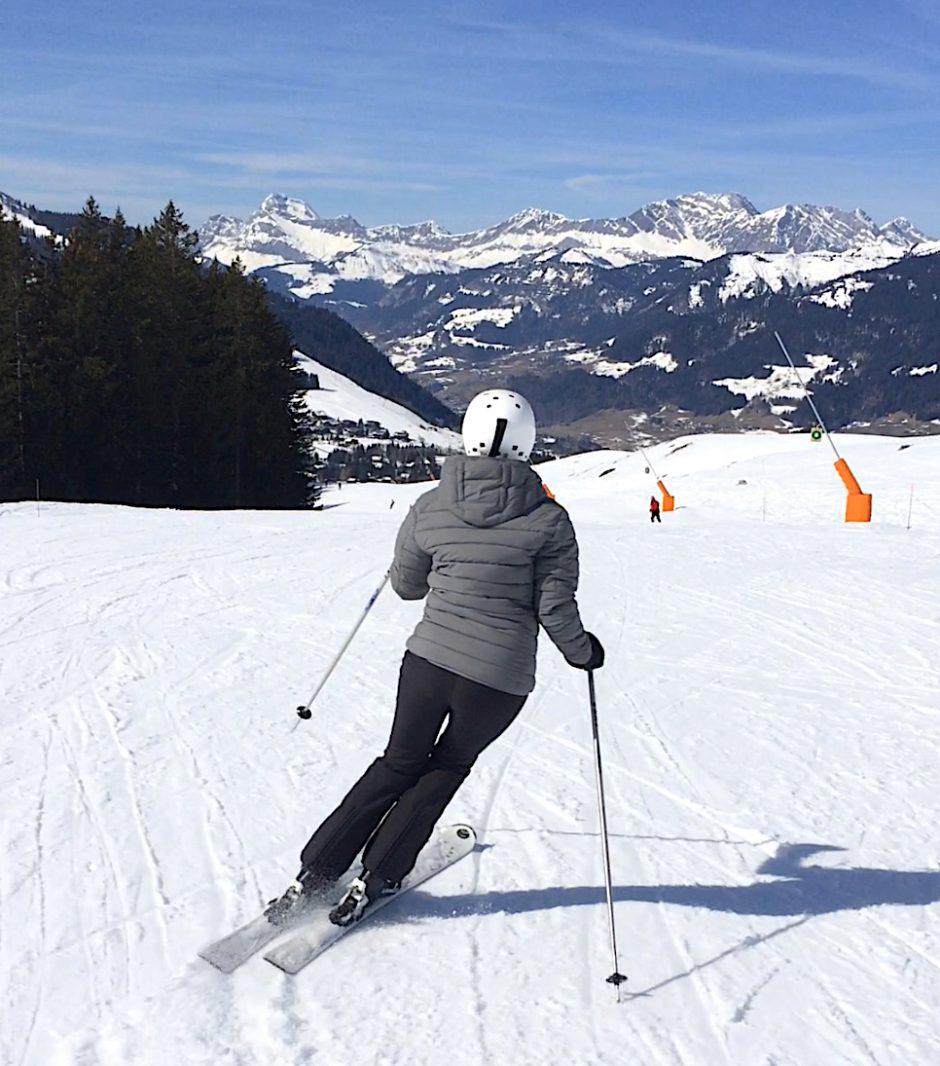 savoie mont blanc chamonix ski