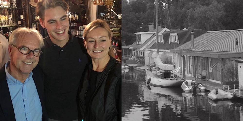 Marlies Nelissen houseboat