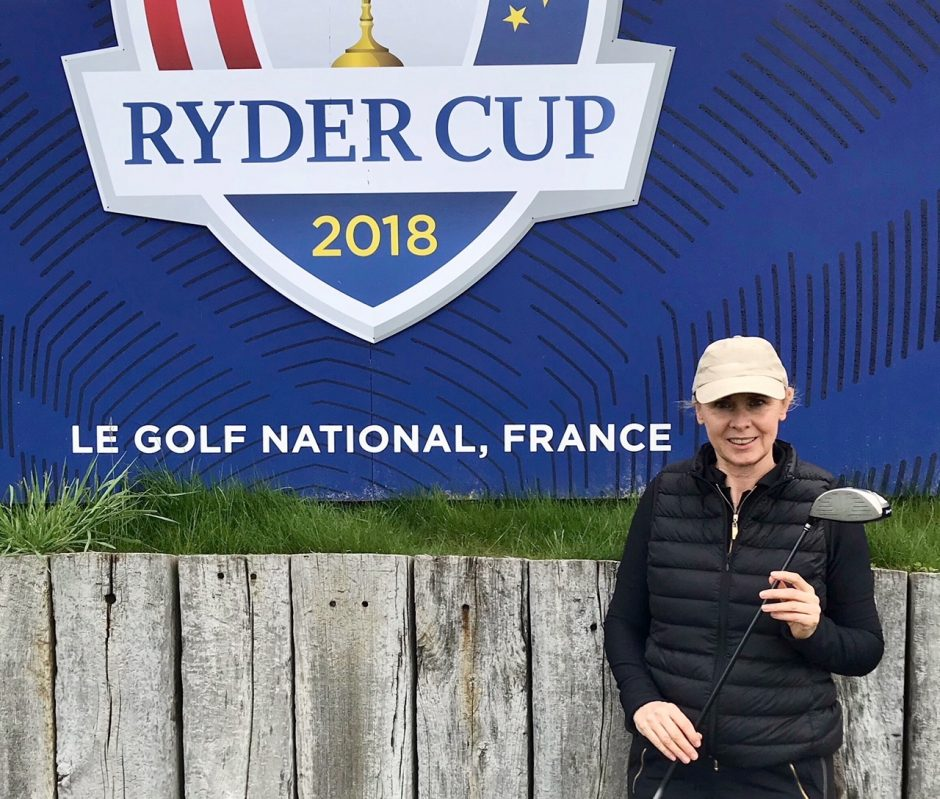 Le Golf National Ryder Cup 2018