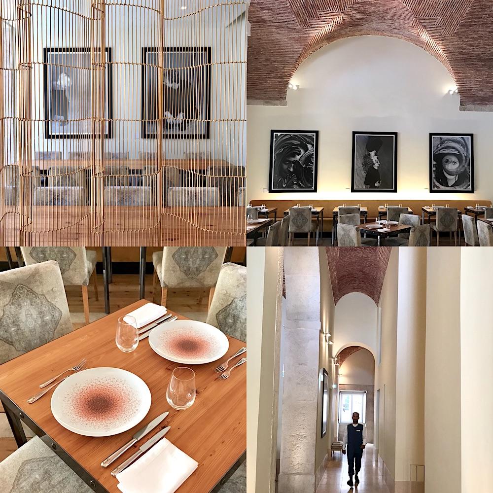 Verride Palacio Criatura restaurant