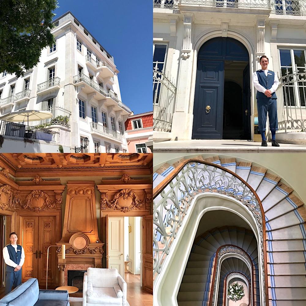Verride Palacio Santa Catarina Lisbon