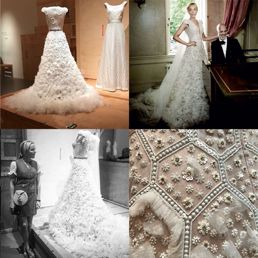 Jan Taminiau wedding dress Lilian Aperhis