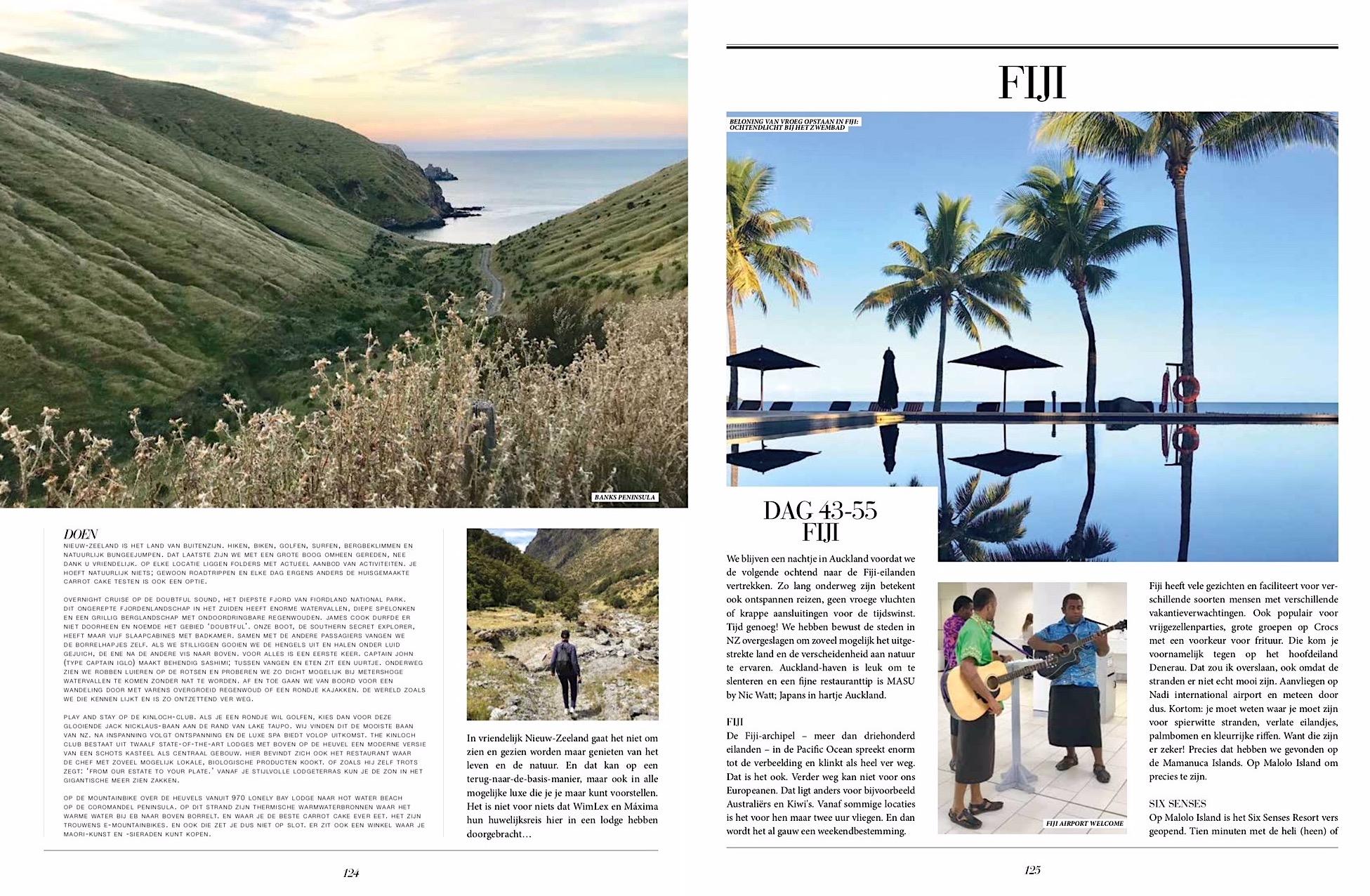 Luxury sabbatical Talkies Magazine New Zealand