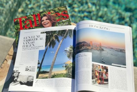 luxury sabbatical Talkies Magazine